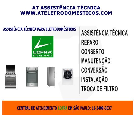 Assistência técnica Lofra