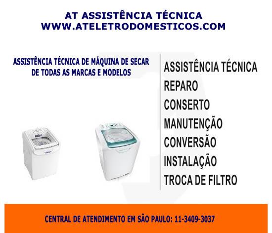 assistencia-tecnica-maquina-de-secar