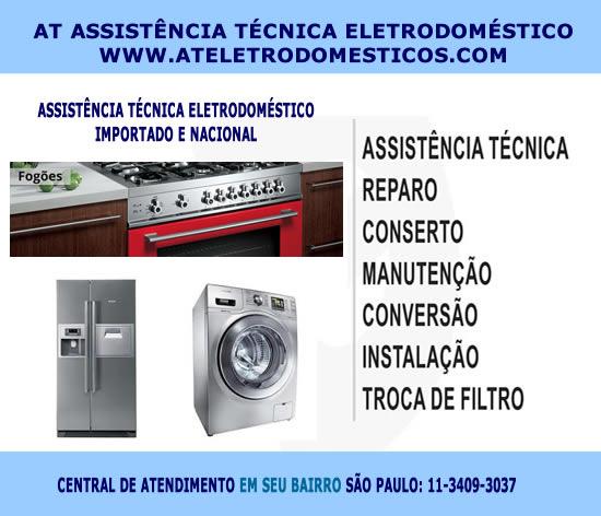 At assistência técnica eletrodoméstico