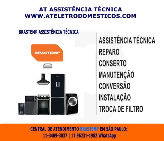 Brastemp Assistência Técnica