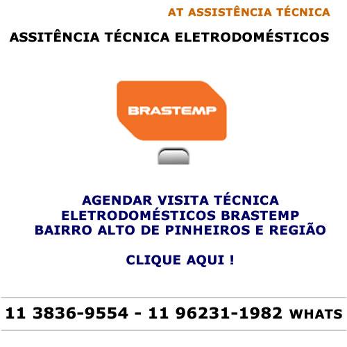 Agendar Visita Brastemp SP