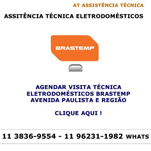 Agendar Visita Brastemp Avenida Paulista