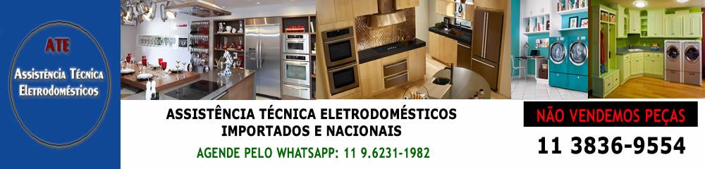 Assistência Técnica Eletrodomésticos-Banner